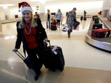 Cadourile de sarbatori, o problema pentru bagaje