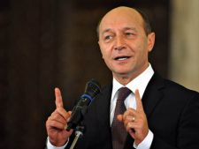 Basescu: Romania continua consolidarea financiara