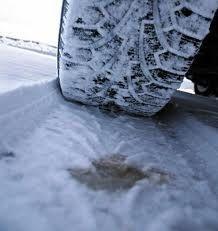 Prima amenda pentru nerespectarea legii cauciucurilor de iarna