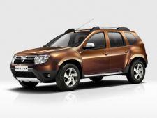 Dacia Duster, campioana la vanzari in Spania