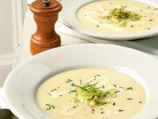 Supa de cartofi cu legume
