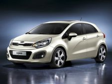 Kia Rio a fost aleasa masina anului 2012 in Romania