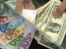 Euro a atins minimul ultimelor doua luni