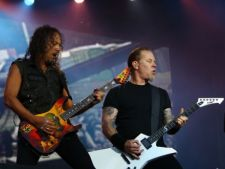 Membrii Metallica, reuniti in formula originala
