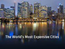 Care sunt cele mai scumpe orase din lume