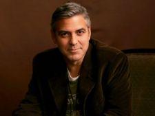 George Clooney doarme foarte putin