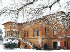 Ajun de Craciun la Palatul Brancovenilor de la Mogosoaia