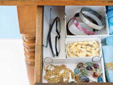 Elimina dezordinea: 7 idei istete de organizare