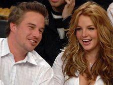 Britney Spears s-a logodit la Las Vegas