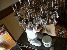 Cum sa cureti candelabrele