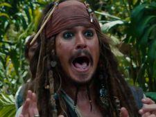 Piratii din Caraibe 4 - nr. 1 in topul celor mai vizionate filme din Romania