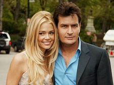 Charlie Sheen, in vacanta cu fosta sotie