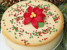 Reteta de Craciun: cheesecake de sarbatori