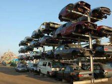 116.000 masini vechi au fost scoase din circulatie in 2011 prin programul Rabla