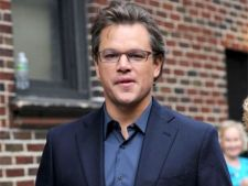 Matt Damon il critica pe Obama