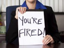 Ai grija ce faci la birou! Motive bizare de concediere