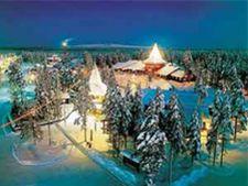Laponia, capitala distractiei de Craciun pentru intreaga familie