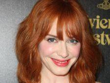 Sirena anilor '60, Christina Hendricks va juca in Bomb