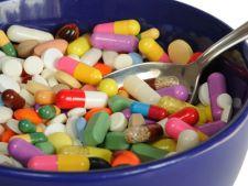 Medicamentele preferate ale romanilor