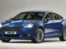 Noul Ford Mondeo va fi prezentat la Salonul Auto de la Detroit
