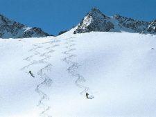 Cea mai lunga partie de schi din Romania