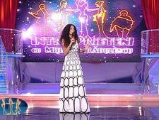 Mihaela Radulescu a purtat una dintre rochiile lui Lady Gaga