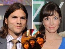 Ashton Kutcher are o noua iubita