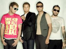 Backstreet Boys pregateste un nou album in 2012