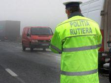 Politia Rutiera ii va inregistra pe soferi