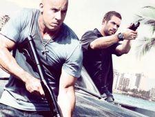 Fast Five, cel mai piratat film din 2011