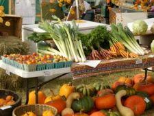 Romanii consuma produse bio de circa 80 de milioane