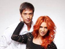 Adela Popescu si Radu Valcan se cearta in plina strada