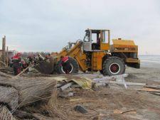 Cladiri demolate pe litoral