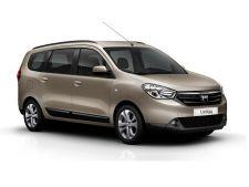 Dacia Lodgy, primele imagini si detalii oficiale