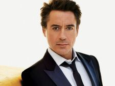 Robert Downey Jr., tatal lui Pinocchio?