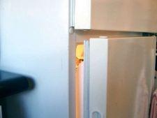 Cum repari usa frigiderului, cand nu se mai inchide corect