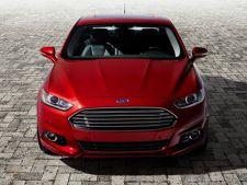 Noul Ford Fusion a fost prezentat la Salonul Auto de la Detroit