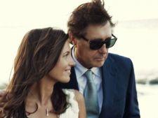 Cantaretul Bryan Ferry s-a casatorit, la 66 de ani