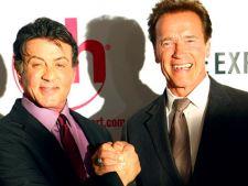 Schwarzenegger si Stalone ar putea juca in The Tomb