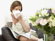 Ce trebuie sa stii despre rinita alergica, febra fanului