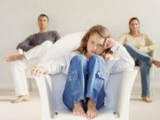 Cum sunt afectati copiii in cazul unui divort