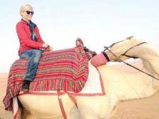 Loredana Groza si-a petrecut vacanta in Emiratele Arabe