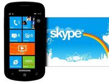 Skype, disponibil in curand pentru utilizatorii de Windows Phone