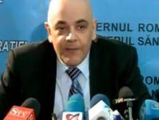Raed Arafat s-a intors la Ministerul Sanatatii