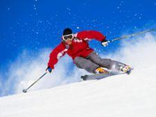 O noua partie de schi a fost inaugurata in Sinaia