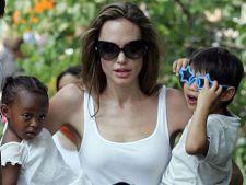 Angelina Jolie si Brad Pitt isi maresc familia cu un nou membru