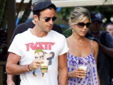 Jennifer Aniston a plecat din locuinta iubitului ei, Justin Thereaux