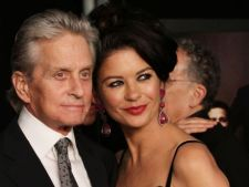 Catherine Zeta-Jones si Michael Douglas, parinti din nou?