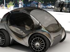 Prima masina electrica pliabila va circula in Europa din 2013