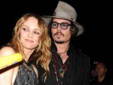 Johny Depp si Vanessa Paradis nu mai sunt impreuna de acum doi ani